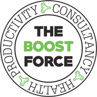 Logo - The Boost Force